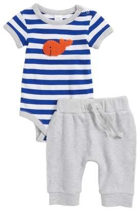 Nordstrom Goldfish Bodysuit & Pants Set