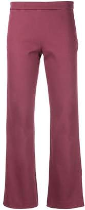 Giambattista Valli flared trousers