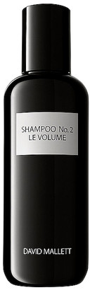 David Mallett Shampoo No. 2.