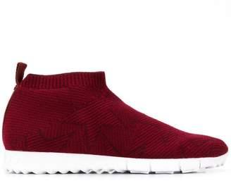 Jimmy Choo Norway sneakers