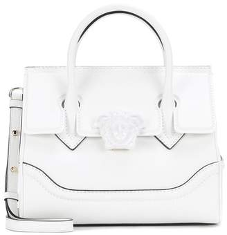 Versace Palazzo Empire leather tote