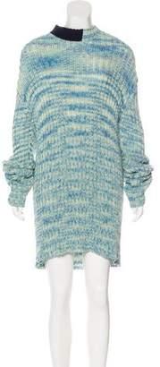 Celine Mini Sweater Dress