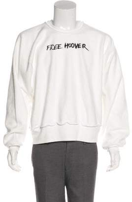 Yeezy 2018 Free Hoover Sweater