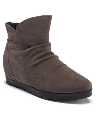 Cougar Astro Waterproof Suede Wedge Boot