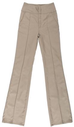 Alexander McQueenAlexander McQueen High-Rise Flared Pants w/ Tags