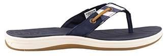 Sperry Women's Seabrook Surf Breton Stripe Flat Sandal