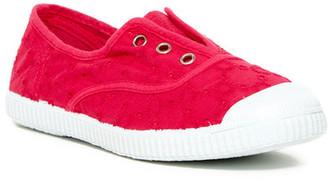 Cienta Eyelet Slip-On Sneaker (Little Kid) $38 thestylecure.com