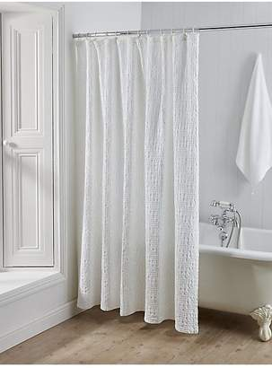 Christy Arlington Cotton Shower Curtain