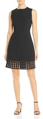 Misook Studded Cutout Dress