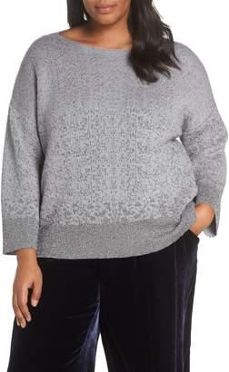 Eileen Fisher Sparkle Sweater
