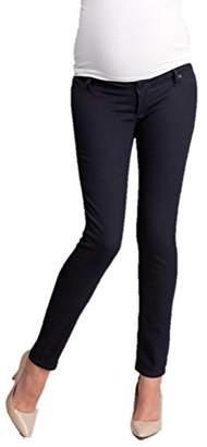 Seraphine セラフィン マタニティパンツ Katie オーバーバンプスキニーカットマタニティジーンズ イギリスサイズ12 インディゴ