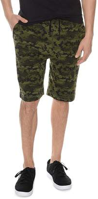 2(X)IST Terry Camouflage Lounge Sweat Shorts $48 thestylecure.com