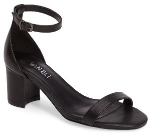 Women's Vaneli Lilian Block Heel Sandal $134.95 thestylecure.com