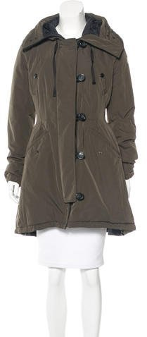 Moncler Moncler Arrious Down Coat