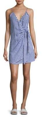 Rails Malia Gingham Plaid Dress