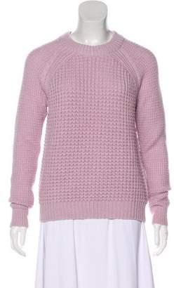 Rebecca Taylor Wool-Blend Knit Sweater