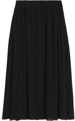 Emilio Pucci Chiffon Midi Skirt