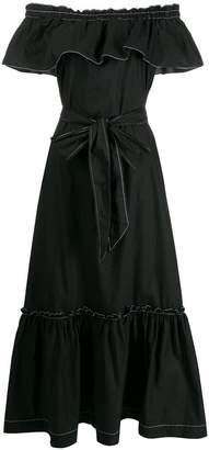 P.A.R.O.S.H. bohemian maxi dress