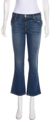 The Great Mid-rise Flared Jeans