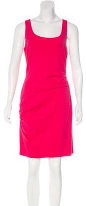 Cynthia Steffe Knee-Length Scoop Neck Dress