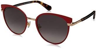 Kate Spade Women's Janalee/s Round Sunglasses