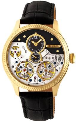 Heritor Automatic Men's Hudson Watch