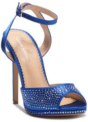 Ralph Lauren Lorraine Tavi Embellished Sandal