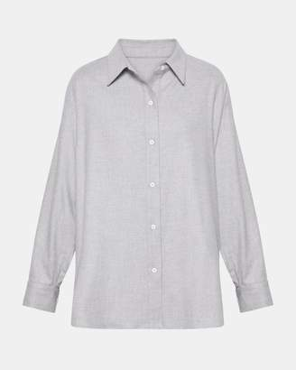 2.0 Pacific Flannel Relaxed Button-Down