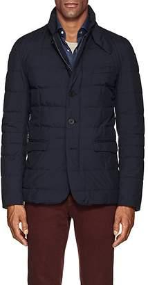 Herno Men's Down-Quilted Blazer Jacket