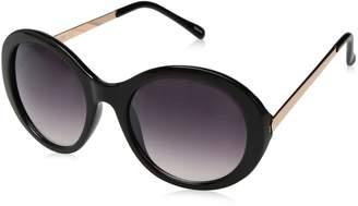 Nanette Lepore Nanette Nanette by Women's Nn230 Ox Round Sunglasses