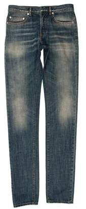 Christian Dior Temporary State Distressed Jeans w/ Tags