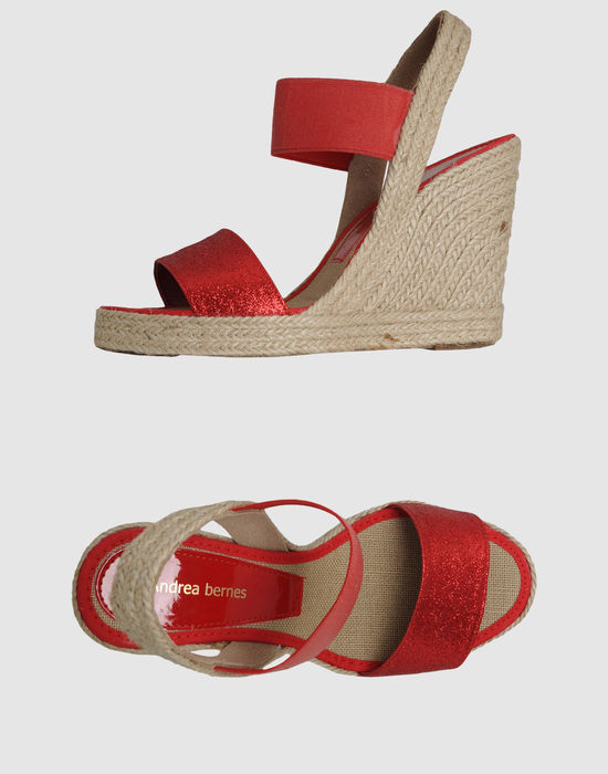 Andrea Bernes Wedge