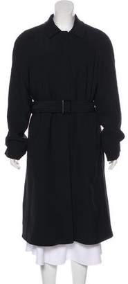 Armani Collezioni Insulated Long Coat