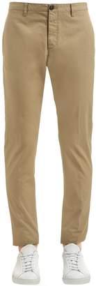 DSQUARED2 16cm Tidy Cotton Twill Pants