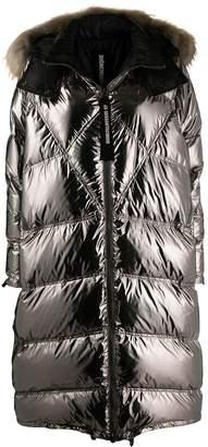 As65 long puffer coat