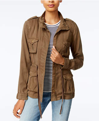 Maison Jules Cargo Jacket, Created for Macy's $89.50 thestylecure.com
