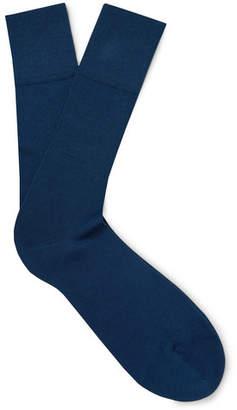 Falke Tiago Stretch-Cotton Blend Socks