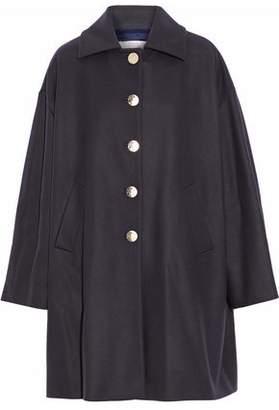 Versace Wool-Blend Coat