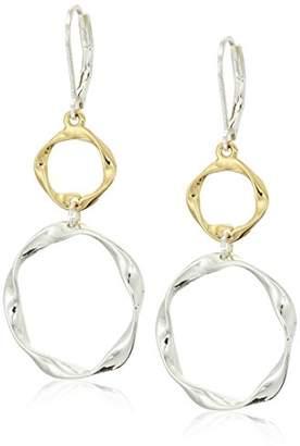 Nine West DBL Drop Earrings