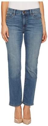 Lauren Ralph Lauren Petite Premier Straight Jeans Women's Jeans