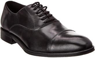 Gordon Rush Cap Toe Leather Oxford