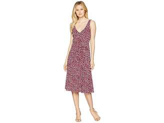 MICHAEL Michael Kors V-Neck Tank Flare Dress Women's Dress