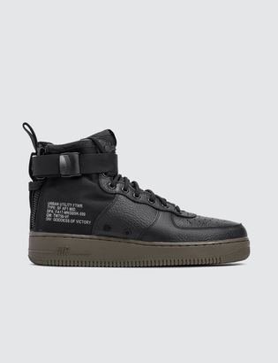 Nike W SF Air Force 1 Mid $140 thestylecure.com