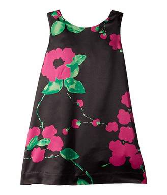 Milly Kat Bow Back Shift Dress (Toddler/Little Kids)