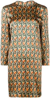 L'Autre Chose patterned shirt dress