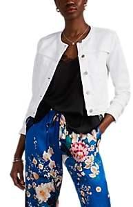 J Brand Women's Harlow Denim Jacket - White