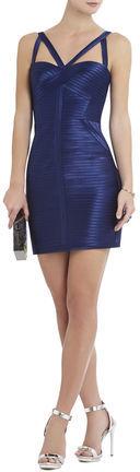 BCBGMAXAZRIA Selma Strappy Dress