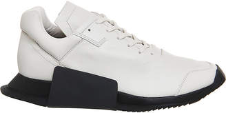 Rick Owens Adidas X RO Level Runner II leather trainers
