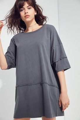 Silence + Noise Shania Oversized Tunic Tee $39 thestylecure.com