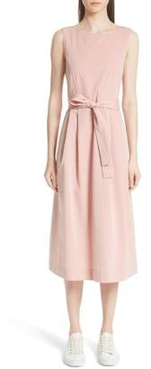 Lafayette 148 New York Sammy Tie Waist Dress